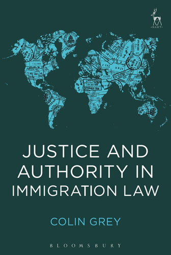 Justice and Authority in Immigration Law united states law and policy on transitional justice