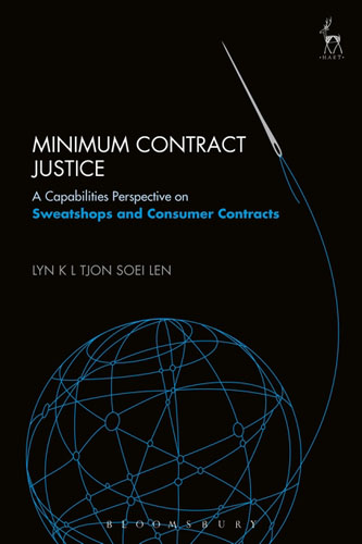 Minimum Contract Justice: A Capabilities Perspective on Sweatshops and Consumer Contracts a new perspective on the evaluation of elt materials