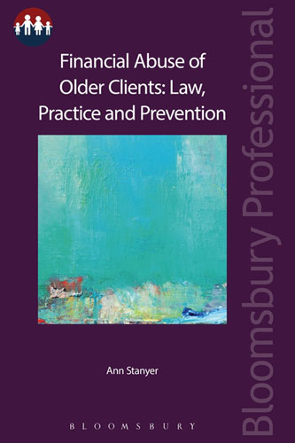 Financial Abuse of Older Clients: Law, Practice and Prevention chinhwee tan asian financial statement analysis detecting financial irregularities