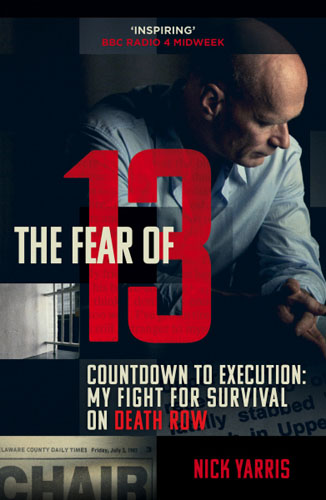 The Fear of 13 sentenced to death