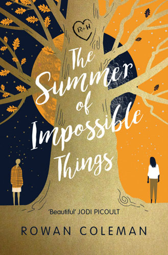 The Summer Of Impossible Things demanding the impossible