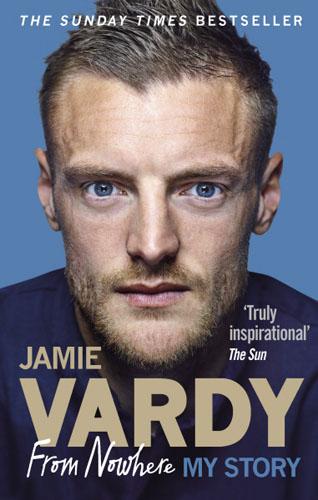 Jamie Vardy: From Nowhere, My Story topshop jamie