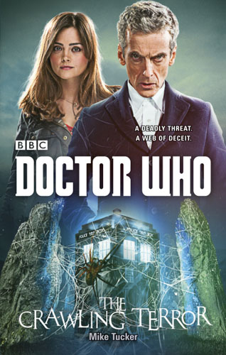 Doctor Who: The Crawling Terror (12th Doctor novel) eggers d the circle a novel