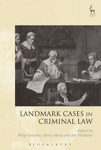 Landmark Cases in Criminal Law the prevalence causes and effects of in law conflicts in zimbabwe
