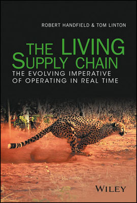 The LIVING Supply Chain: The Evolving Imperative of Operating in Real Time robert davis a demand driven inventory optimization and replenishment creating a more efficient supply chain
