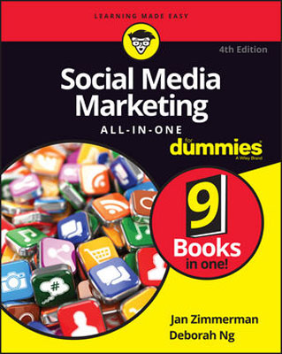 Social Media Marketing All-in-One For Dummies dionne kasian lew the social executive how to master social media and why it s good for business