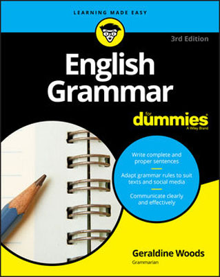 English Grammar For Dummies 50 ways to improve your business english without too much effort