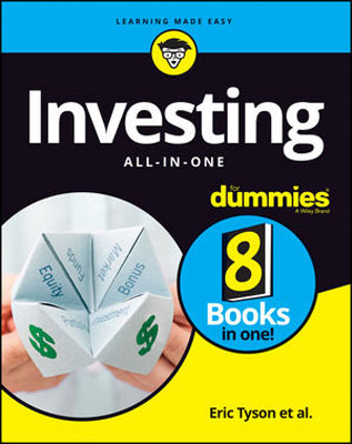 Investing All-in-One For Dummies tony martin personal finance for canadians for dummies