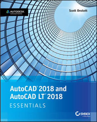 AutoCAD 2018 and AutoCAD LT 2018 Essentials briar mitchell lee game design essentials