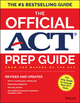The Official ACT Prep Guide, 2018 Edition (Book + Bonus Online Content) colene l coldwell prentice hall mous test preparation guide for powerpoint 2000