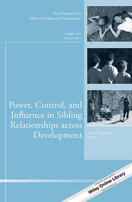 Power, Control, and Influence in Sibling Relationships across Development, CAD 156 new control relay cad series cad32 cad32ndc cad 32ndc 60v dc