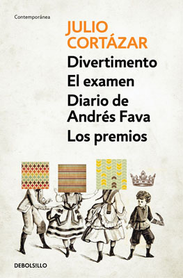 Divertimento, El examen, Diario de Andres Fava y Los premios el viaje de mina