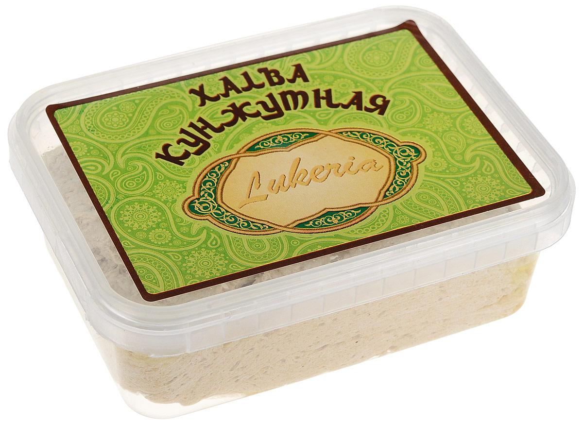 Lukeria Халва кунжутная на сахаре, 250 г lukeria рахат лукум с алоэ вера и дыней 100 г