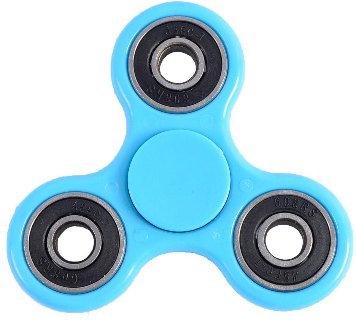 Fidget Spinner Спиннер цвет синий спиннер fidget spinner megamind м7216 deluxe edition pink