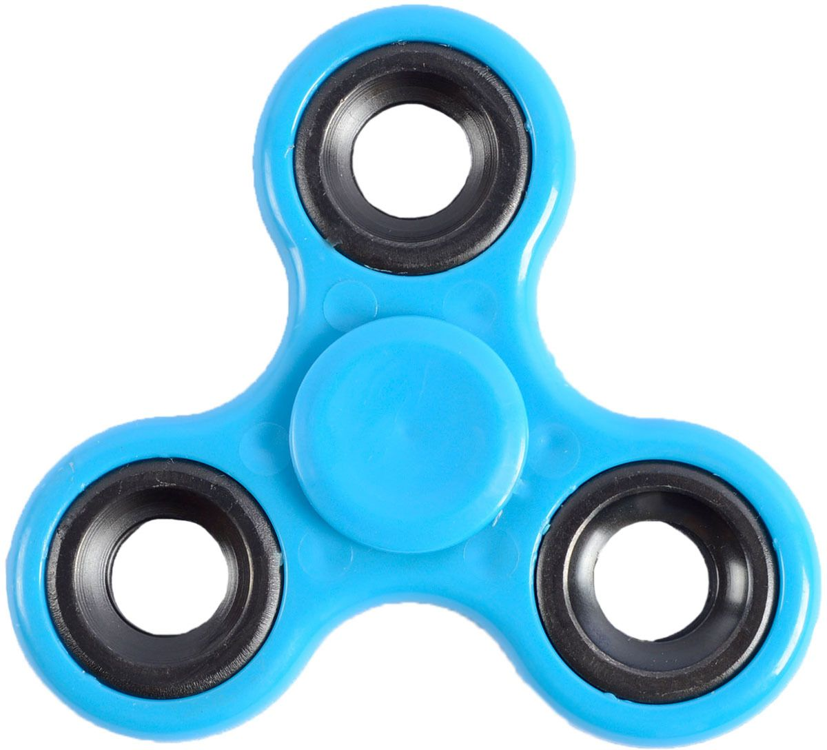Fidget Spinner Спиннер Gyro цвет синий спиннер fidget spinner megamind м7261 luminious light blue
