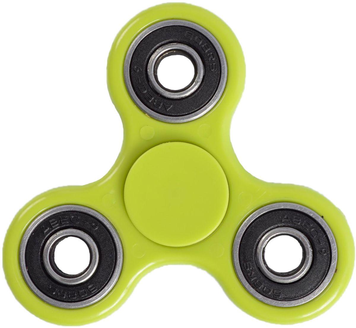 Fidget Spinner Спиннер цвет зеленый спиннер fidget spinner megamind м7216 deluxe edition pink