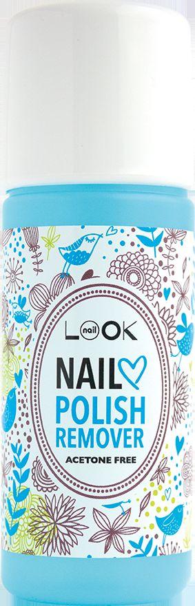Nail LOOK Средство для снятия лака без ацетона, 100мл50101Мягко и бережно удаляет лак с натуральных и искусственных ногтей.Витаминный комплекс,входящий в состав,интенсивно увлажняет и питает ногтевую пластину и кутикулу,предупреждает ломкость ногтей.Жидкость обладает приятным запахом.Товар сертифицирован.