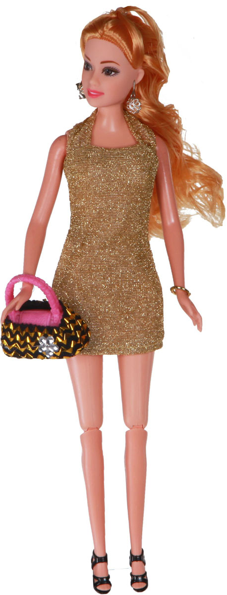 Yako Кукла Натали M6576-10 игрушка кукла с аксессуарами yako