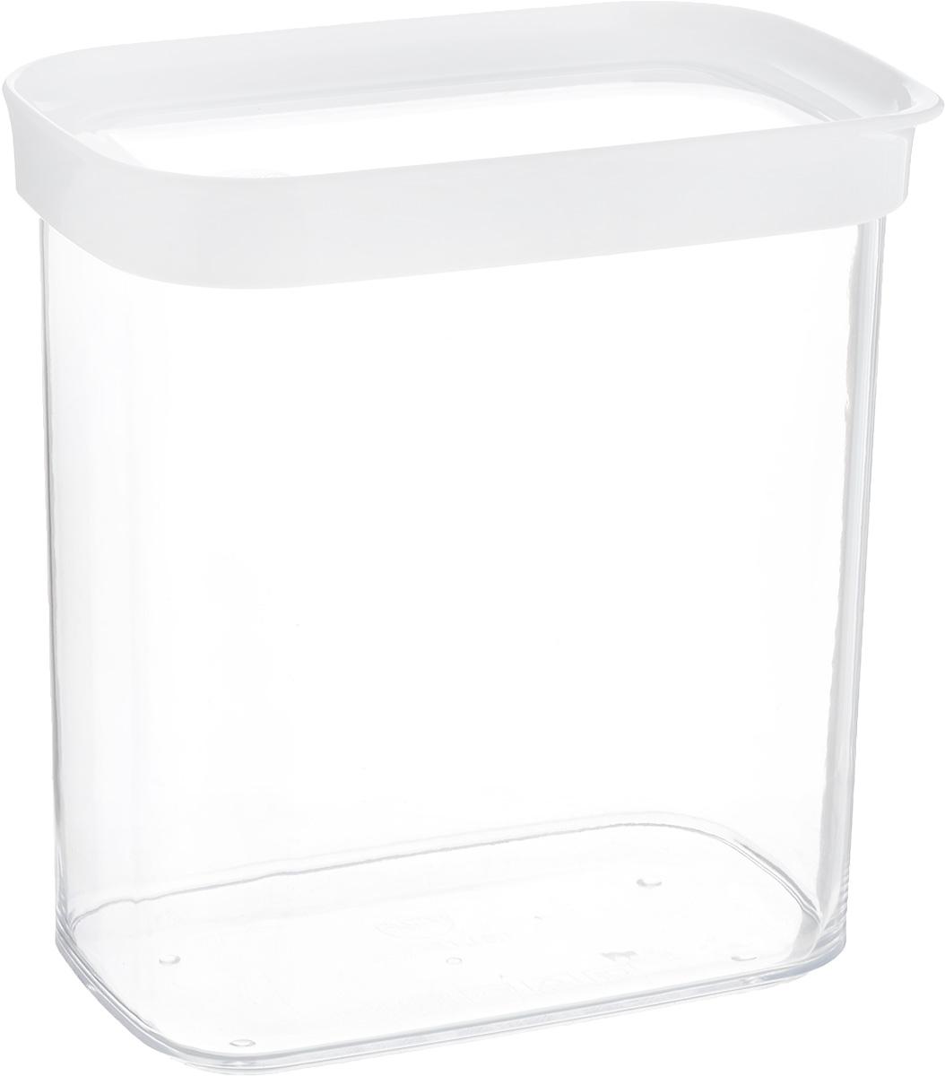 Контейнер для сыпучих продуктов Emsa Optima, 1,6 л контейнер для торта и пирожных emsa mybakery plus диаметр 37 см