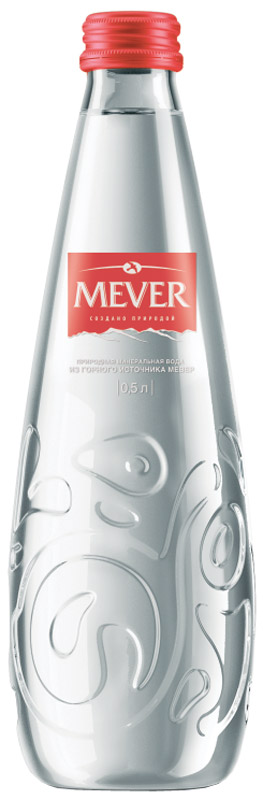 Мевер вода негазированная, 0,5 л мевер вода негазированная 5 л
