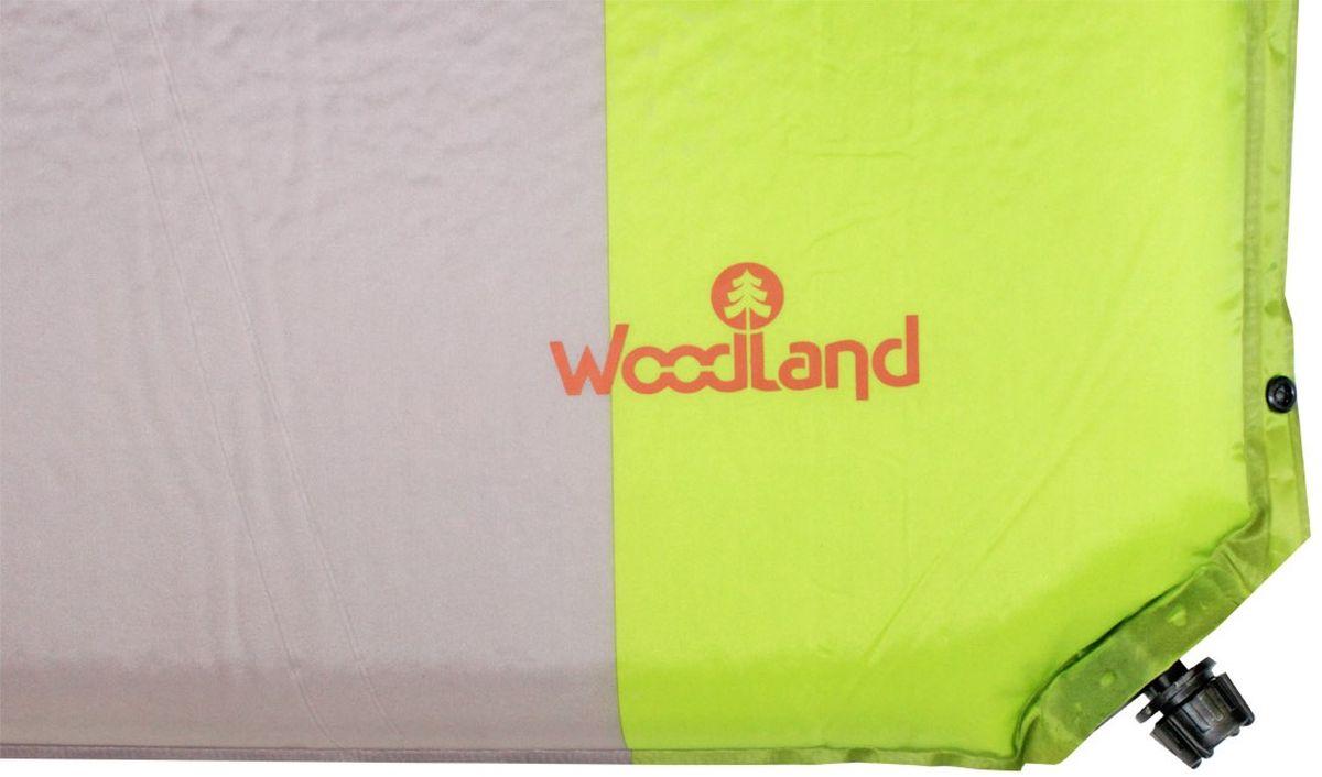 Коврик самонадувающийся Woodland