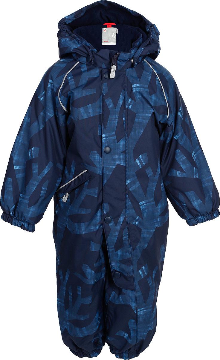 Комбинезон детский Reima Reimatec Suo, цвет: синий. 510267C698. Размер 74 комбинезон reima tec цвет синий
