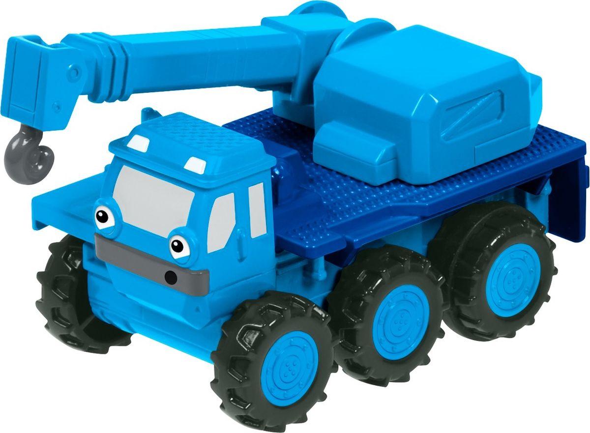 Bob the Builder Машинка инерционная цвет синий пламенный мотор машинка инерционная volvo пожарная охрана