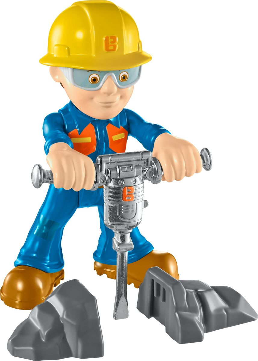 Bob the Builder Игровой набор Rock Splitting Bob