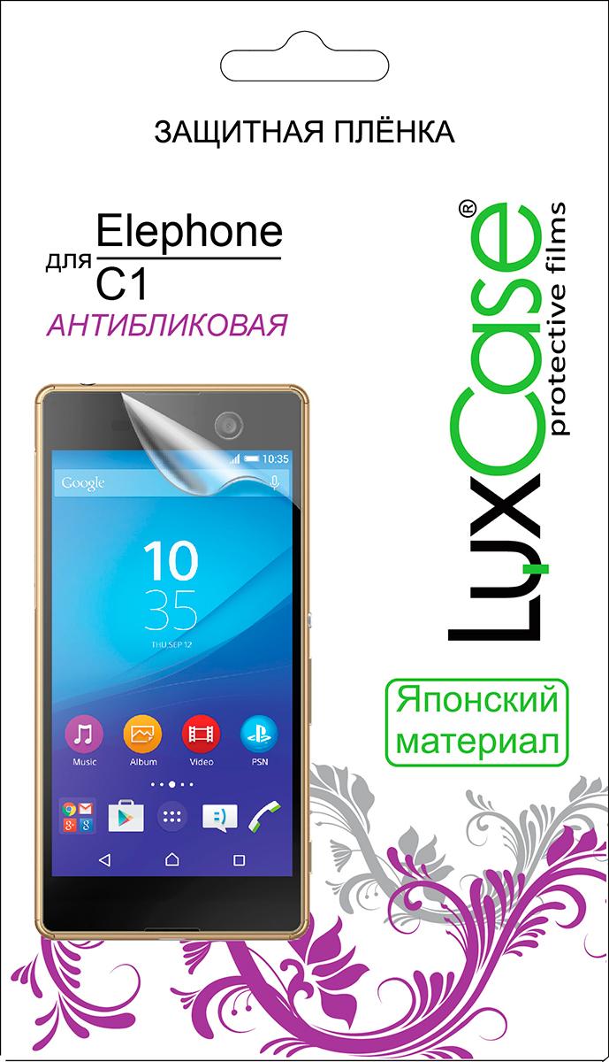 LuxCase защитная пленка для Elephone C1, антибликовая55750