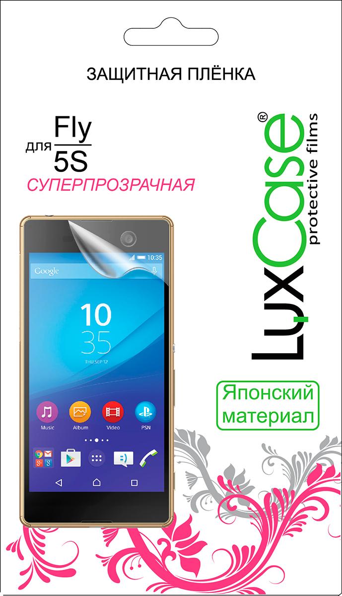 LuxCase защитная пленка для Fly 5S, суперпрозрачная56114
