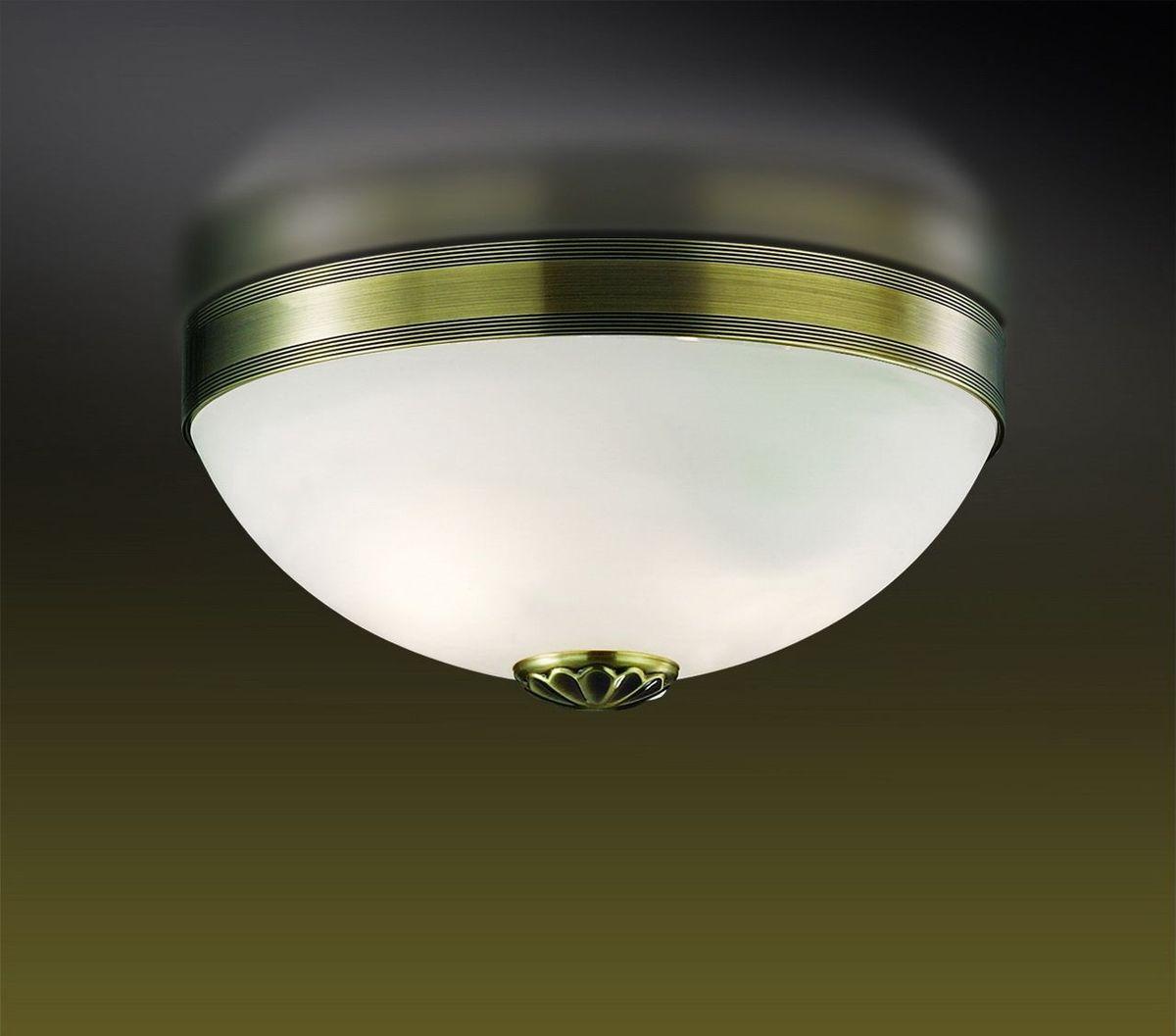Светильник потолочный Odeon Light Ovale, 2 х E27, 60W. 1990/2C1990/2C