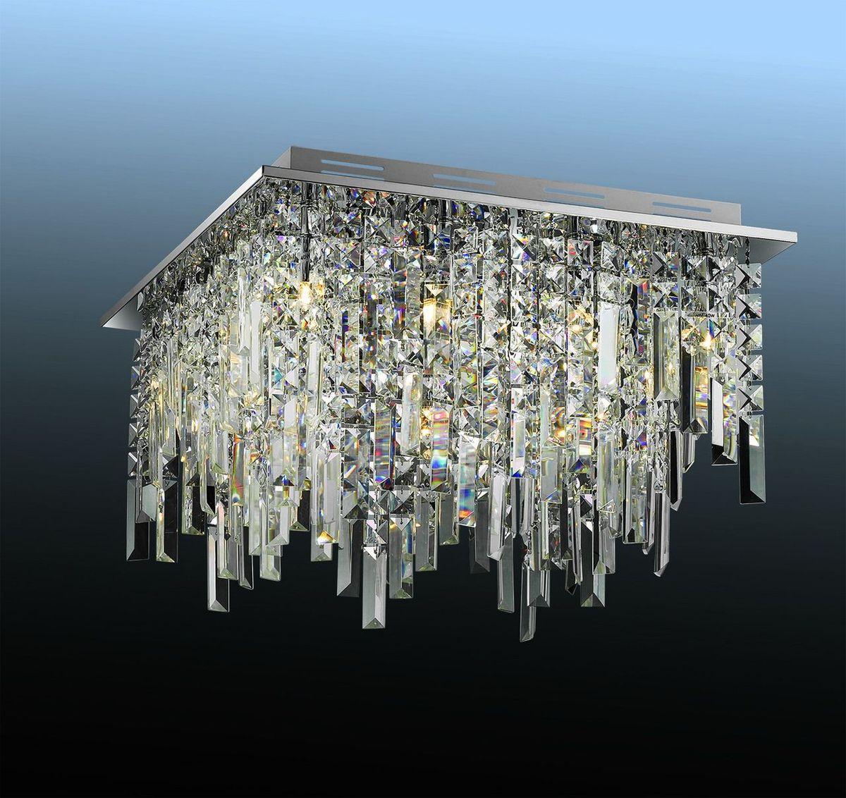 Светильник потолочный Odeon Light Lola, 12 х G9, 40W. 2231/12A2231/12A