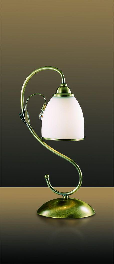 Лампа настольная Odeon Light Mida, 1 х E27, 60W. 2242/1T2242/1T