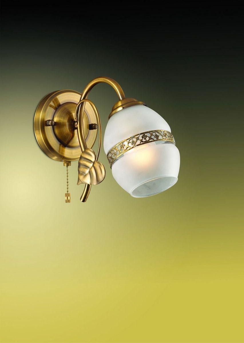 Бра Odeon Light Lima, 1 х E27, 60W. 2458/1W2458/1W