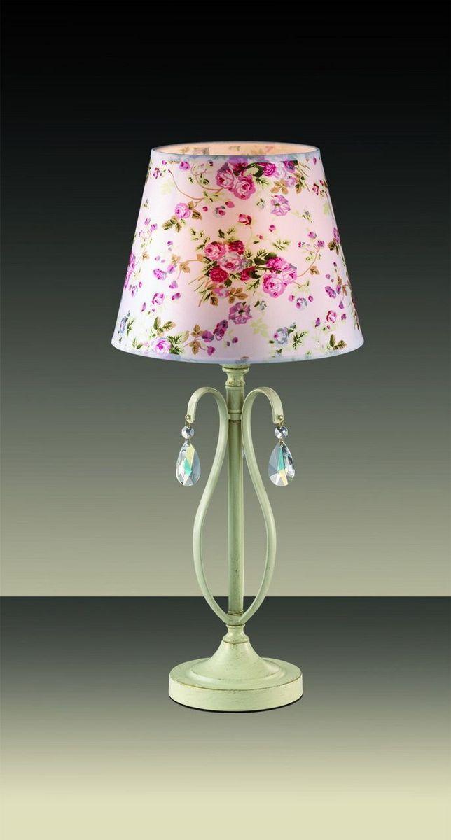 Лампа настольная Odeon Light Lamena, 1 х E27, 40W. 2533/1TA2533/1TA