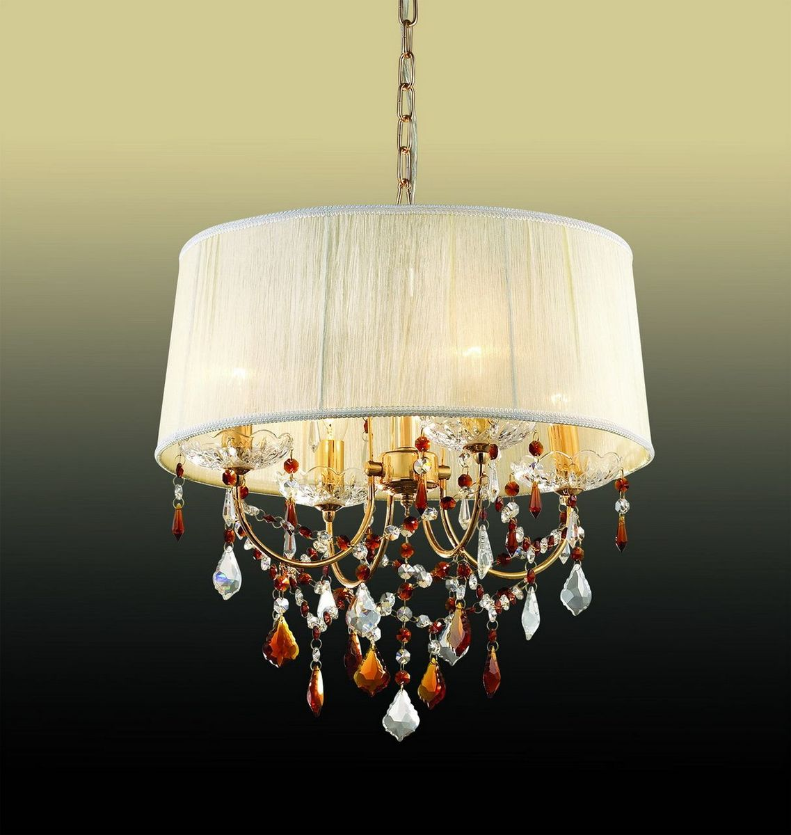 Люстра подвесная Odeon Light Adeli, 4 х E14, 40W. 2534/42534/4