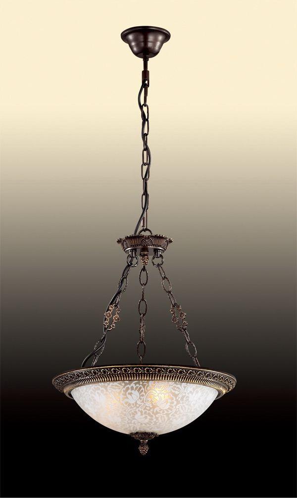 Светильник подвесной Odeon Light Maipa, 3 х E27, 60W. 2587/32587/3