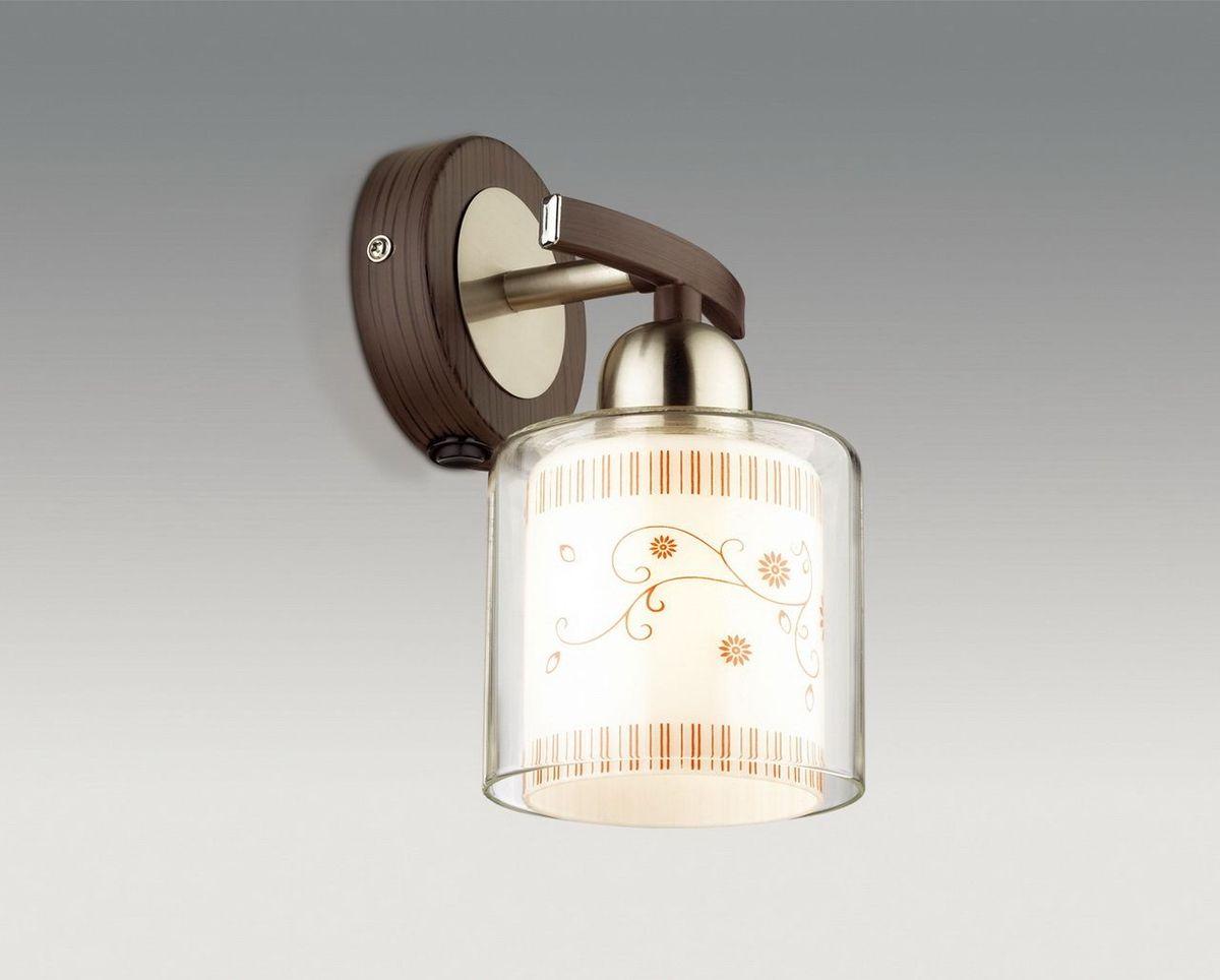 Бра Odeon Light Marti, 1 х E14, 40W. 2616/1W2616/1W