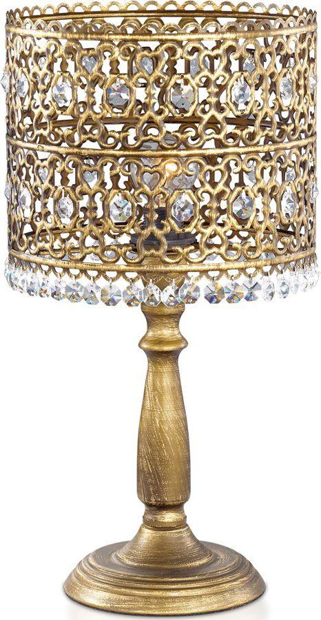 Лампа настольная Odeon Light Salona, 1 х E14, 40W. 2641/1T odeon настольная лампа odeon light salona 2641 1t