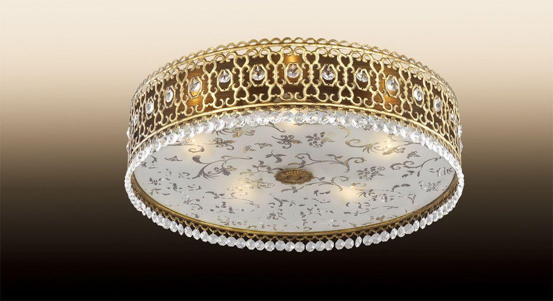 Светильник потолочный Odeon Light Salona, 5 х E14, 40W. 2641/5C2641/5C