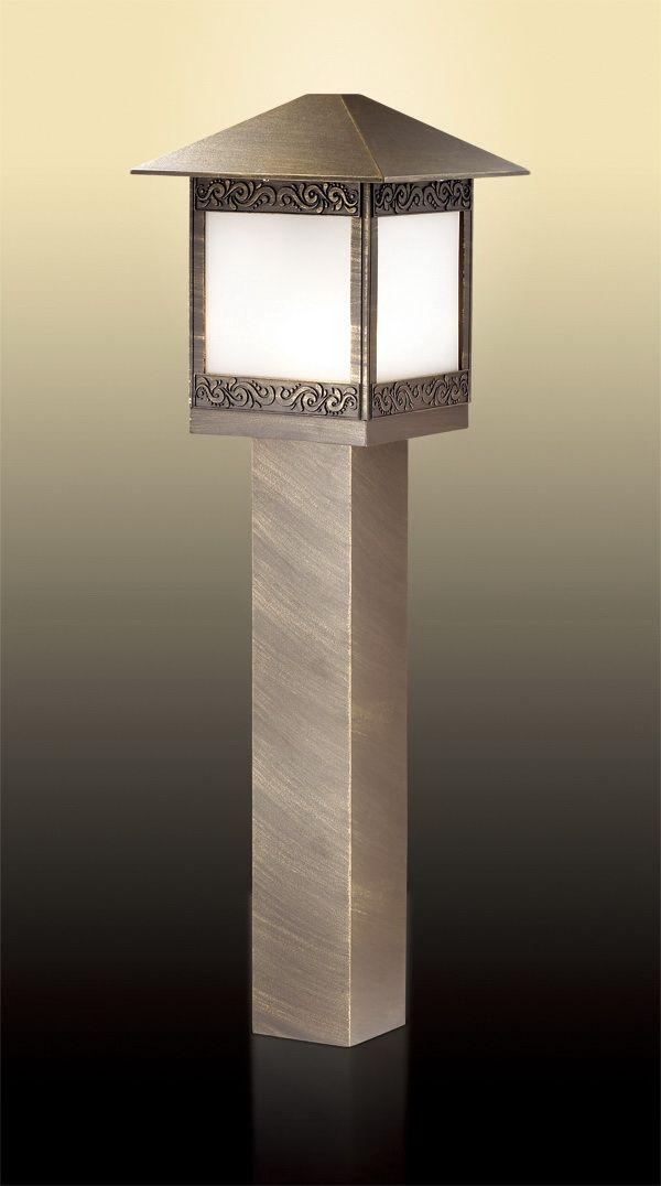 Светильник уличный Odeon Light Novara, 1 х E27, 60W. 2644/1A2644/1A