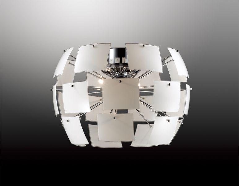 Светильник потолочный Odeon Light Vorm, 4 х G9, 40W. 2655/4C2655/4C
