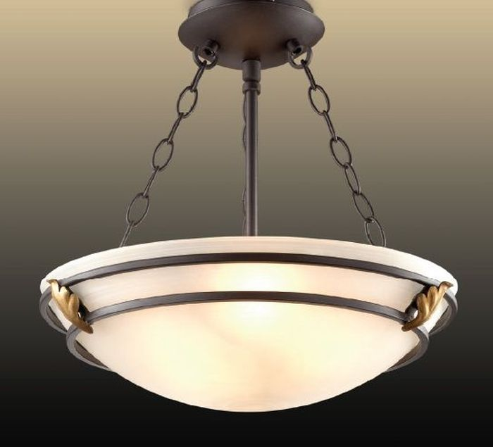 Светильник подвесной Odeon Light Osorno, 3 х E27, 60W. 2664/32664/3