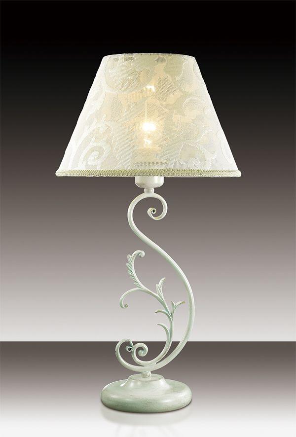 Лампа настольная Odeon Light Urika, 1 х E27, 60W. 2680/1T