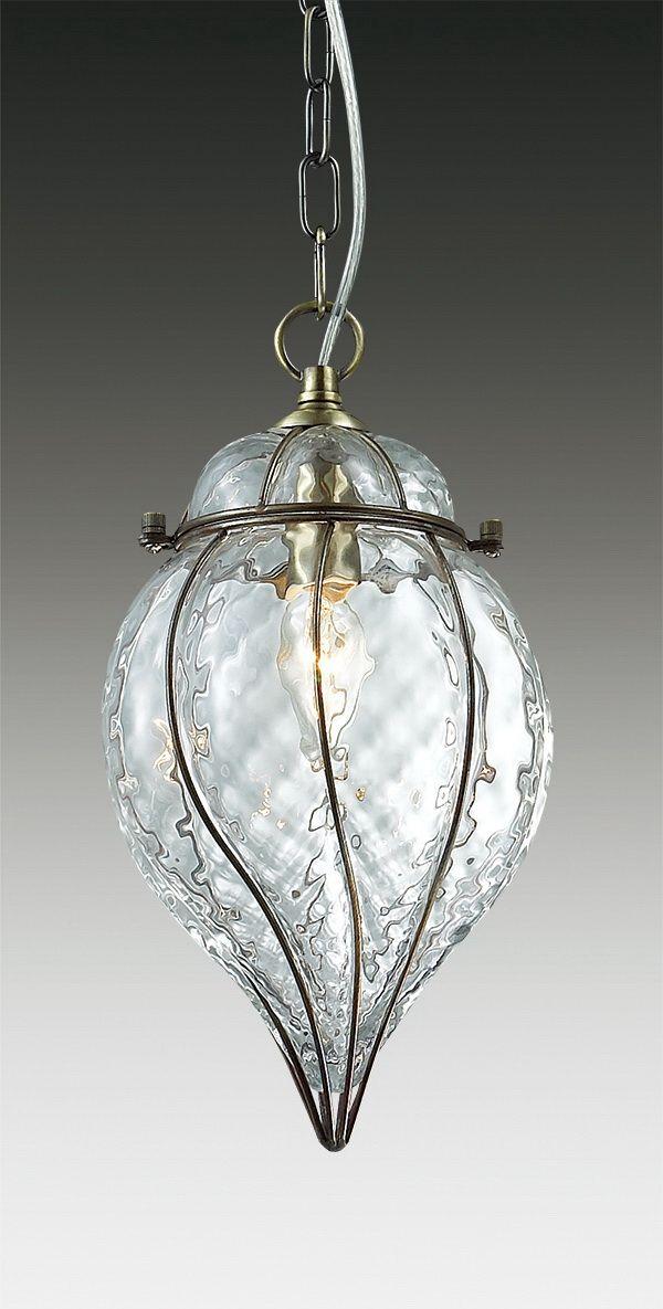 Светильник подвесной Odeon Light Nargiz, 1 х E27, 60W. 2684/12684/1