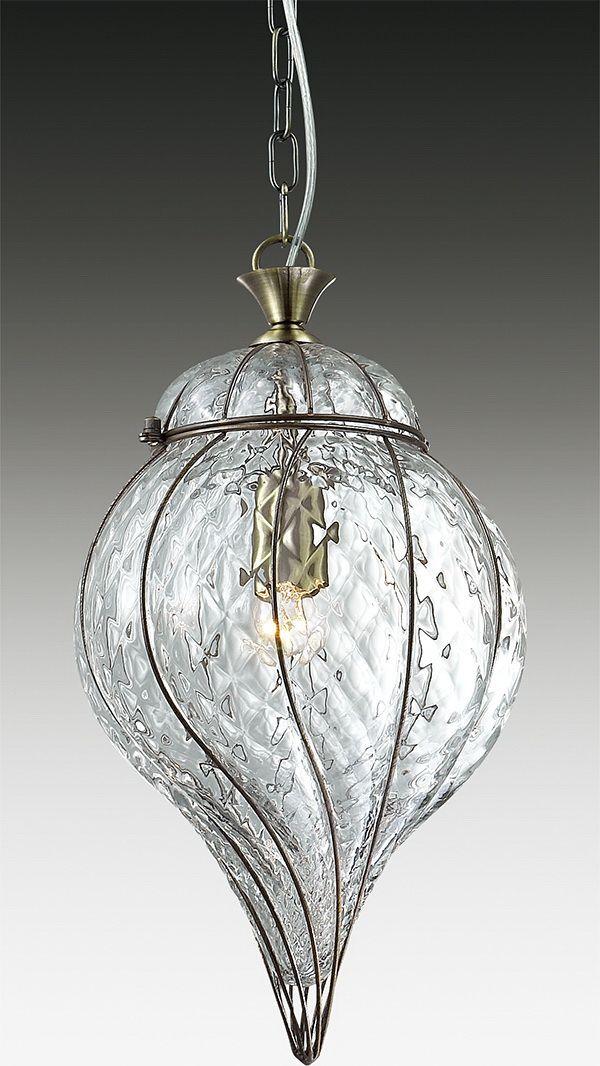 Светильник подвесной Odeon Light Nargiz, 1 х E14, 60W. 2684/1A2684/1A