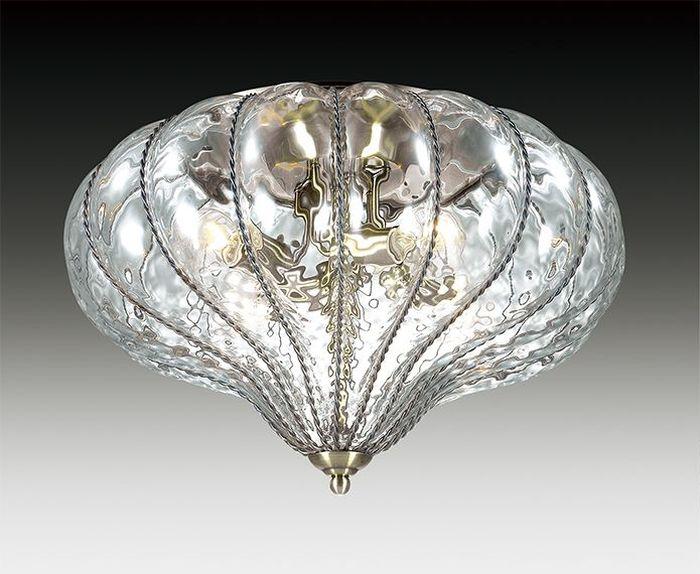 Светильник потолочный Odeon Light Nargiz, 3 х E14, 60W. 2684/4C2684/4C