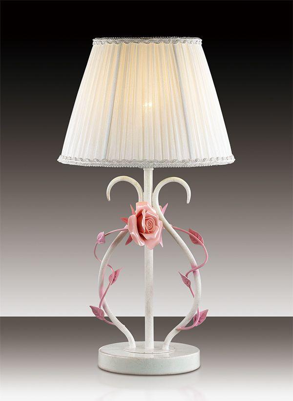 Лампа настольная Odeon Light Padma, 1 х E14, 60W. 2685/1T2685/1T