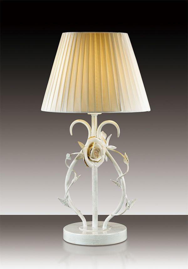 Лампа настольная Odeon Light Padma, 1 х E14, 60W. 2686/1T2686/1T