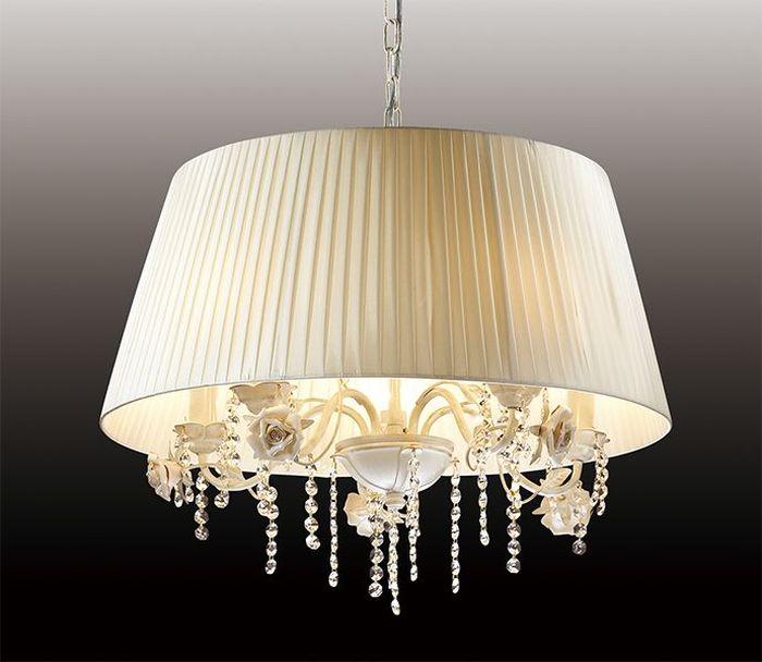 Люстра подвесная Odeon Light Padma, 5 х E14, 60W. 2686/52686/5